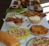 Speisung der 5000 - Buffet