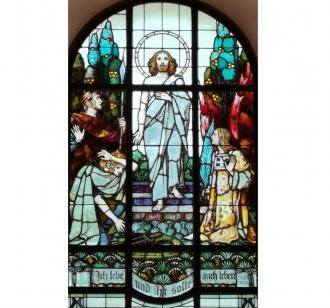 Auferstehung fenster (detail 2)