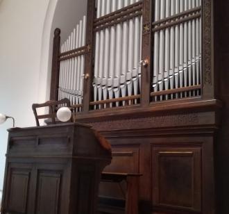Orgel Christuskirche (Geißelbrecht 2016)